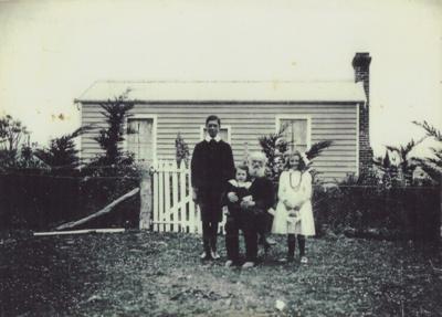A digital scan of a photograph of Robert Gourlay S...