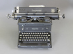 Typewriter, Imperial 55; Imperial Typewriter Co Limited; 1937-1961; MT2012.31