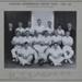 Photograph [Mataura Cricket Club, Intermediate Grade, 1961-62]; unknown photographer; 1961-62; MT2011.185.486