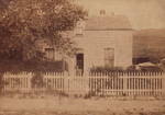 Photograph [Gardiner's House, Kana Street, Mataura]; unknown photographer; c.1890; MT2014.22