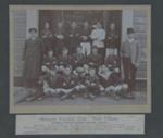 Photograph [Mataura Football Club, 3rd XV, 1910]; unknown photographer; 1910; MT2011.185.317