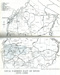 Map of Mataura Farm Locations [Showing Farmers East of the River, 1970-1990]; Department Survey and Land Information; 1990; MT2014.44.12