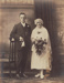 Photograph [Logie and Gwen McKelvie]; unknown photographer; 05.09.1923; MT2014.26.2