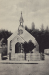 Postcard [Mataura Presbyterian Church, wooden]; Robinson, Leon (Mr); 1911; MT2011.185.337