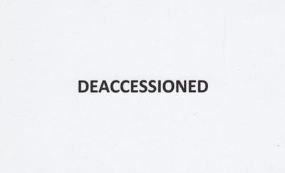 Tray; [Deaccessioned]. A round presentation tray s...