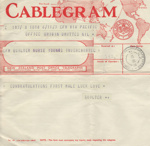 Telegram, Quilter Family to Lt. Thomas Quilter; 21.11.1940; MT2015.20.18