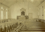 Photograph [Interior, Mataura Presbyterian Church]; Watt, William; 1919; MT2014.49