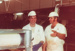 Photograph [Freezing Workers, Mataura Freezing Works]; Green,Trevor; 05.08.1981; MT2013.3.29