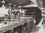 Photograph, 11 of 16, Mataura Paper Mill Album [No. 4 Machine]; unknown photographer; 1924-1926; MT2012.137.11