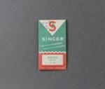 Sewing Machine Needles; Singer Sewing Machine Co; 1967-1980; MT1994.101.3