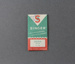 Sewing Machine Needles; Singer Sewing Machine Co; 1967-1980; MT1994.101.3