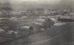 Postcard [Mataura with old School in foreground]; Sleeman, C.P. (Mr); 1910-1921; MT2011.185.129