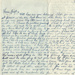 Letter, Driver Charles McConnell to Master Geoffrey Quilter ; McConnell, Charles Lancelot; 21.11.1944; MT2015.20.88