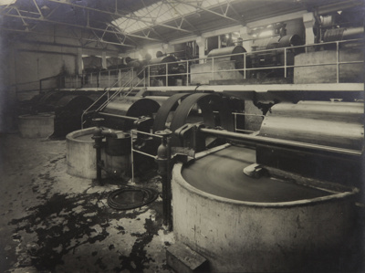 Photograph [Beaters and Breakers, Mataura Paper Mill]; unknown photographer; 1962-1970; MT2012.15.17