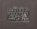Photograph [Mataura Football Club, 1st XV, 1929]; Mora Studio, The (Gore); 1929; MT2011.185.476