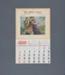 Calendar, Hill's Drapery, Mataura; unknown maker; 1970; MT2012.107.5