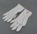 Gloves, ladies dress; unknown maker; 1890-1930; MT1995.128.1