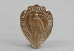 Badge, Barnardo Helpers League ; unknown maker; after 1934; MT1997.148.9