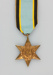 Medal, Air Crew Europe Star; New Zealand Government; 1945-1955; MT2014.12.2