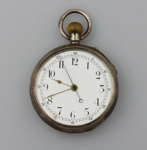 Watch, pocket [Thomas Francis Quilter]; unknown maker; 1890-1920; MT2015.19.6