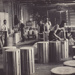 Photograph, 13 of 19, Mataura Dairy Factory Album [Making Cheese Crates]; unknown photographer; 1927; MT2012.139.13