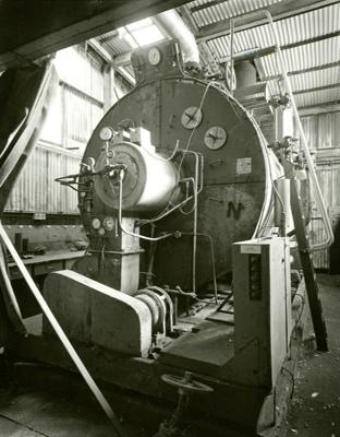 Boiler, Mataura Paper Mill; Andrew Ross; 06.05.2014; MT2015.25.30