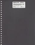 Album [Memorabilia from Mataura School Jubilees]; Mataura Jubilee Committee; 1929-1995; MT2012.149
