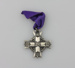 Medal, Memorial Cross [Thomas George Quilter]; New Zealand Government; 1945-1955; MT2015.20.89