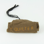 Soldier's sewing kit [Thomas George Quilter]; unknown maker; c.1940; MT2015.20.15