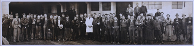 Photograph [Mataura Freezing Workers, 1937 1938 Work's Season]; unknown photographer; 1937-1938; MT2011.185.511
