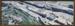 Photograph, framed [Mataura Freezing Works, Mataura Paper Mill, Mataura River, Mataura Falls, 1987]; Bremford, Arthur (Gore); 1987; MT2011.185.429