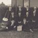 Photograph [Mataura Dairy Factory employees 1921-1922]; Mora Studio, The (Gore); 1922; MT2011.185.80