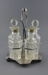 Condiment Set; Ainsworth, Taylor & Co; 1878-; MT1993.74.7