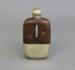 Hip Flask; unknown maker; 1922; MT1996.141.5