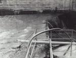 Photograph [Flood, Mataura Paper Mill, 1978] ; McDonald, Keith (Mr); 15.10.1978; MT2011.185.182