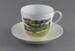 Cup and Saucer, Mataura Flood 1913; Victoria, Schmidt & Co; after 1918; MT2011.181
