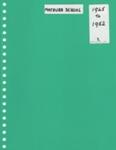 Album, photograph [Mataura School 1945-1952]; McKelvie, Ian & Edna; 1995; MT2012.10
