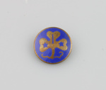 Badge, Girl Guides; unknown maker; 1955-1963; MT2012.30.4