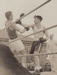 Photograph [Unknown Amateur Boxers ]; Henderson, Keith Raymond; 1948; MT2013.11.3