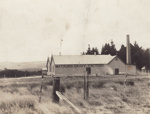 Postcard [Mataura Dairy Factory]; unknown photographer; 1911-1923; MT2011.185.75