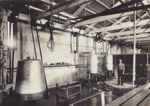 Photograph, 8 of 19, Mataura Dairy Factory Album [Milk Processing Room]; unknown photographer; 1927; MT2012.139.8