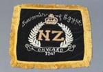 Banner, World War Two Souvenir; unknown maker; 1941-1945; MT1993.22.4