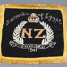 Banner, World War Two Souvenir; unknown maker; 1941-1945; MT1993.22.4
