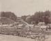 Photograph [Kana Street and Doctors Road,  Mataura]; unknown photographer; 1880-1900; MT2011.185.105