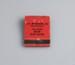 Match Book, J.C. McIntosh Ltd; Allenco Match Co; [?]; MT1997.148.12