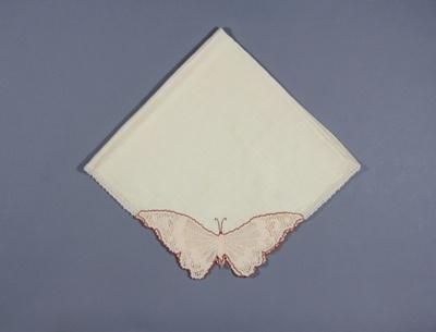 Supper Cloth; McGowan, Elizabeth [Bessie]; 1900-1927; MT2014.8.2