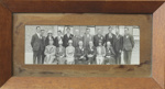 Photograph, framed [Mataura School Jubilee, 1929]; Phillips, E.A. (Dunedin); 1929; MT2011.185.434