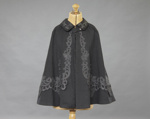 Cape; unknown maker; 1890-1910; MT2012.23.3