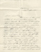 Letter; Thomas G. Quilter to his aunt Reverend Mother Reginald; Thomas George Quilter; 20.04.1940; MT2015.20.16