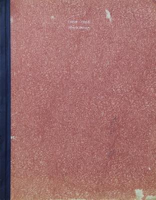 Rates Book, 1964 to 1965; Mataura Borough Council; 1964-1965; MT2000.166.2.7